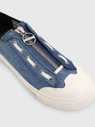 Diesel - S-ASTICO LZIP W, Blu - Sneakers - Image 3