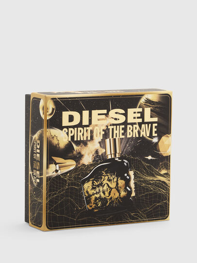 Diesel - SPIRIT OF THE BRAVE 35ML GIFT SET, Nero/Oro - Only The Brave - Image 3