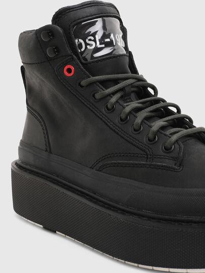 Diesel - H-SCIROCCO AB, Nero - Sneakers - Image 4