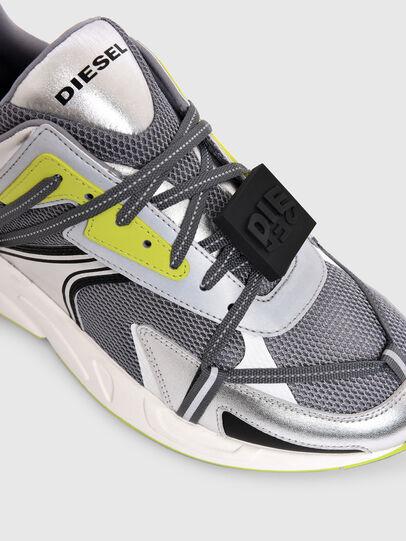 Diesel - S-SERENDIPITY LC EVO, Bianco - Sneakers - Image 4