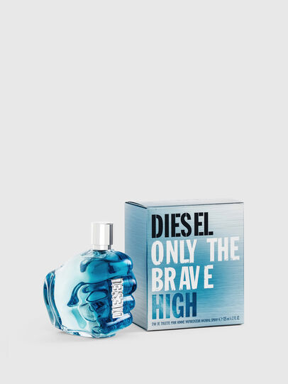 Diesel - ONLY THE BRAVE HIGH  125ML, Blu Chiaro - Only The Brave - Image 1
