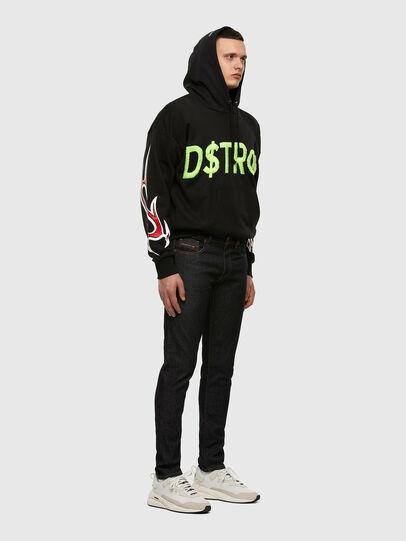 Diesel - D-Strukt 009HF, Blu Scuro - Jeans - Image 5