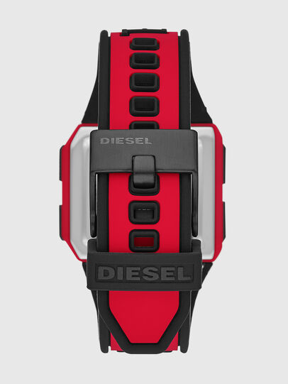 Diesel - DZ1923, Rosso/Nero - Orologi - Image 3