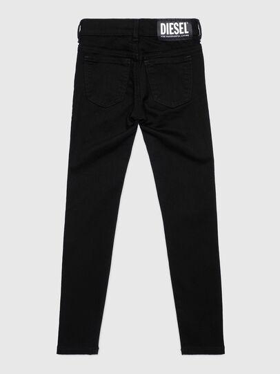 Diesel - DHARY-J, Nero - Jeans - Image 2