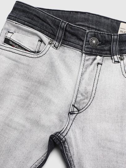 Diesel - SLEENKER-J-N, Nero/Grigio - Jeans - Image 3