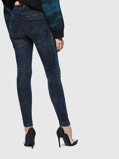 Diesel - Slandy 0091X, Blu Scuro - Jeans - Image 2