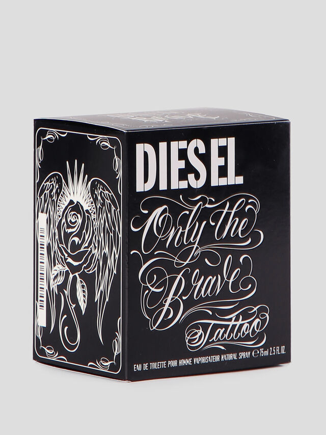 Diesel - ONLY THE BRAVE TATTOO 75ML, Generico - Only The Brave - Image 4