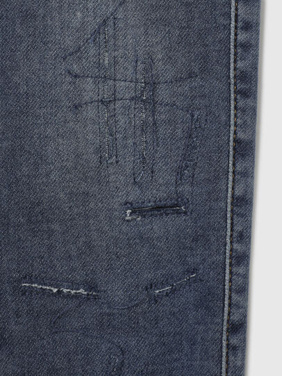 Diesel - D-SLANDY-HIGH-J JOGGJEANS, Blu medio - Jeans - Image 3