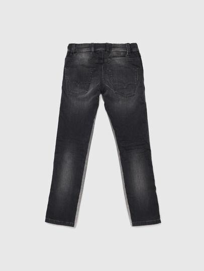Diesel - KROOLEY-J JOGGJEANS, Nero - Jeans - Image 2