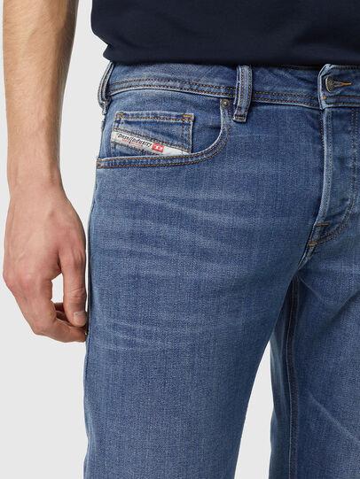 Diesel - Zatiny 09A80, Blu medio - Jeans - Image 3