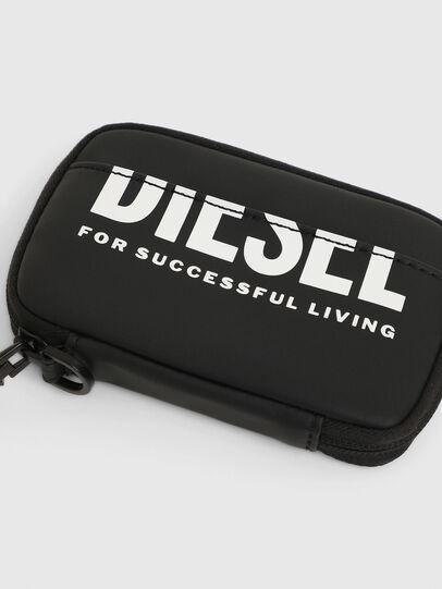 Diesel - LARIO, Nero - Portafogli Con Zip - Image 4