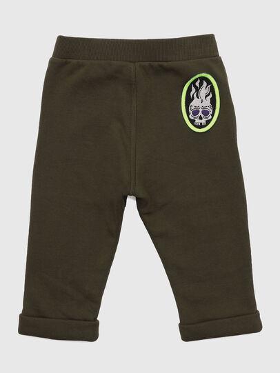 Diesel - POLBYPATCHESB, Verde Militare - Pantaloni - Image 2