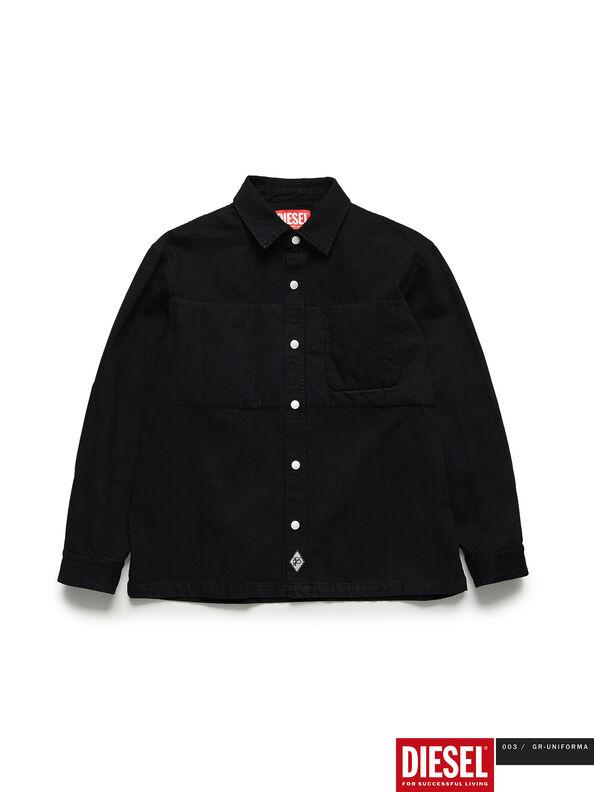 GR02-B301,  - Camicie in Denim