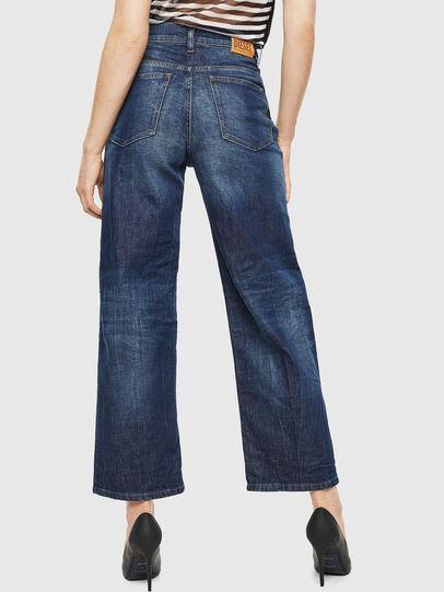 Diesel - Widee 0090W, Blu Scuro - Jeans - Image 2
