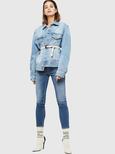 Diesel - Babhila 086AP, Blu medio - Jeans - Image 6