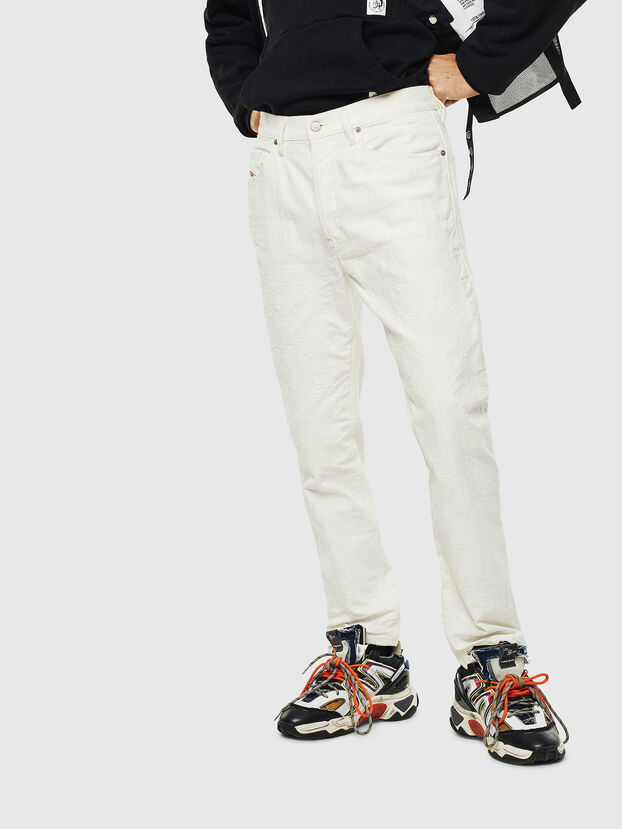 D-Eetar 0078Z, Bianco - Jeans