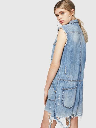Diesel - DE-BETTE, Blu Jeans - Tute e Salopette - Image 6