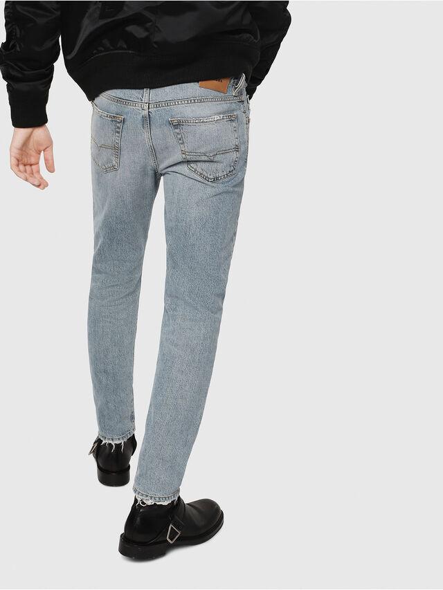 Diesel - Mharky 080AF, Blu Chiaro - Jeans - Image 2