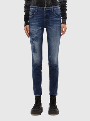 Babhila 009JM, Blu Scuro - Jeans