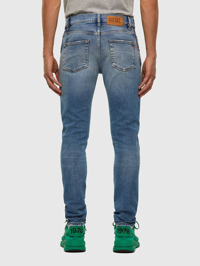 Diesel - D-Strukt 009GE, Blu medio - Jeans - Image 2