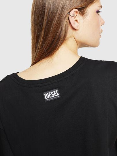 Diesel - T-JACKY-J, Nero - Tops - Image 4