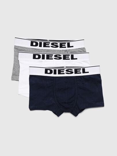 Diesel - UMBX-UDAMIENTHREEPAC, Multicolor/Bianco - Underwear - Image 1