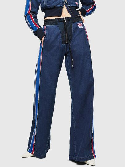 Diesel - D-Erinn JoggJeans 069HP, Blu Scuro - Jeans - Image 1