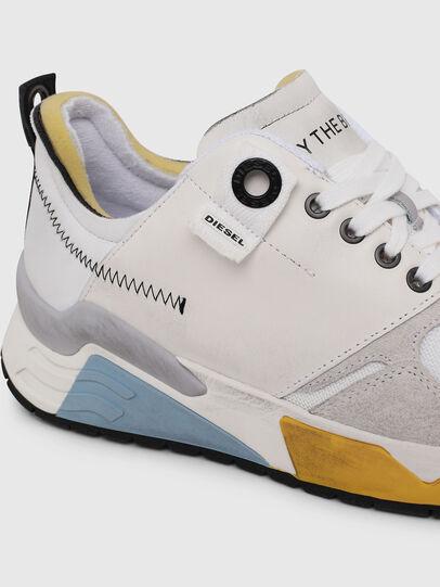 Diesel - S-BRENTHA LC, Bianco - Sneakers - Image 4