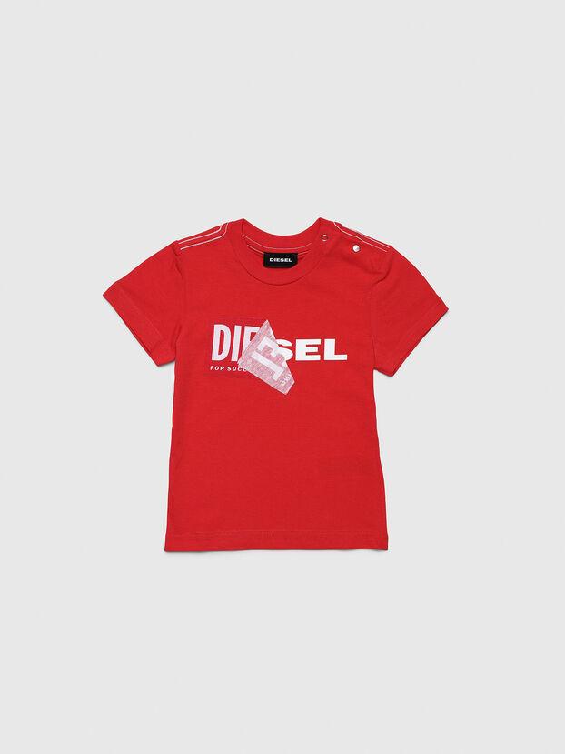 TOQUEB MC, Rosso - T-shirts e Tops
