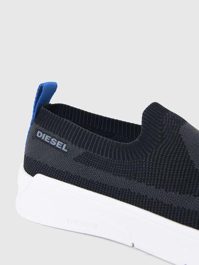 Diesel - S-YOSUKE SO, Blu - Sneakers - Image 4