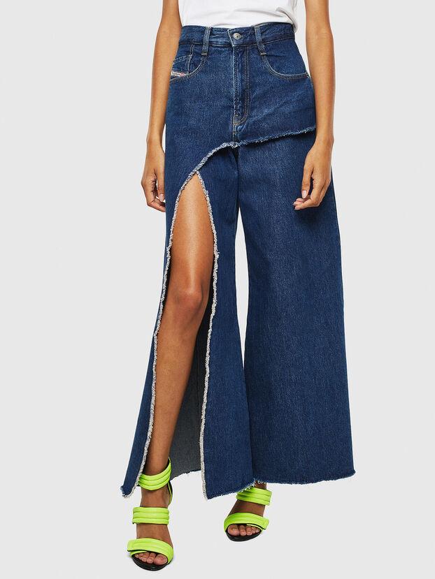 D-Izzier 0LAXA, Blu Scuro - Jeans