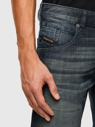 Diesel - D-Bazer 009EP, Blu Scuro - Jeans - Image 3