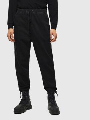D-Toller JoggJeans 0687Z, Nero/Grigio scuro - Jeans