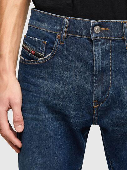 Diesel - D-Strukt 009NV, Blu Scuro - Jeans - Image 3