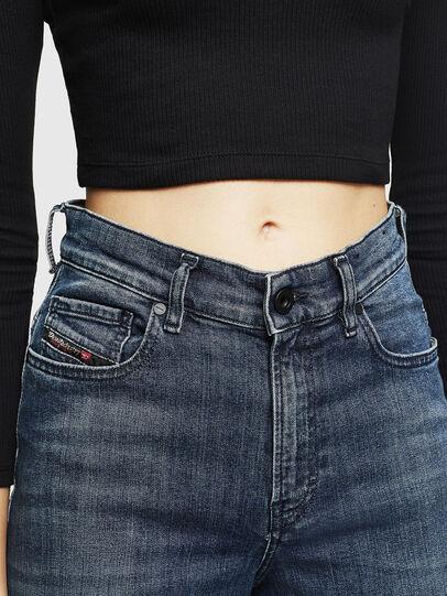 Diesel - Widee 0092H, Blu Scuro - Jeans - Image 3