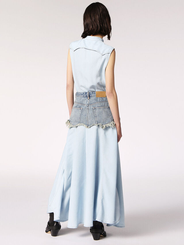 DE-FLUX, Blu Jeans