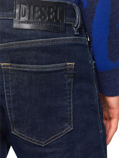 Diesel - D-Strukt JoggJeans® Z69VI, Blu Scuro - Jeans - Image 3