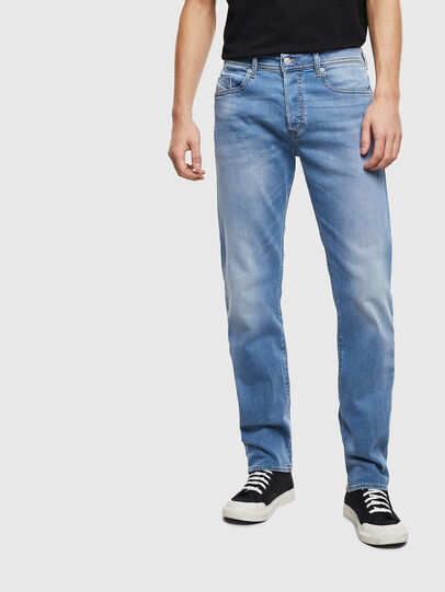 Diesel - Buster 069MN, Blu Chiaro - Jeans - Image 1