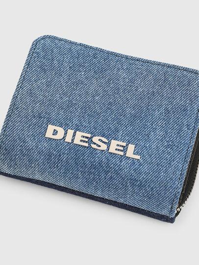 Diesel - OFRIDE, Blu Jeans - Portafogli Piccoli - Image 4