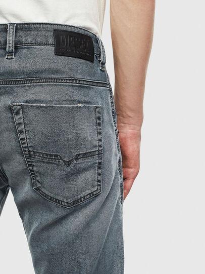 Diesel - Krooley JoggJeans 069LT, Blu Scuro - Jeans - Image 4
