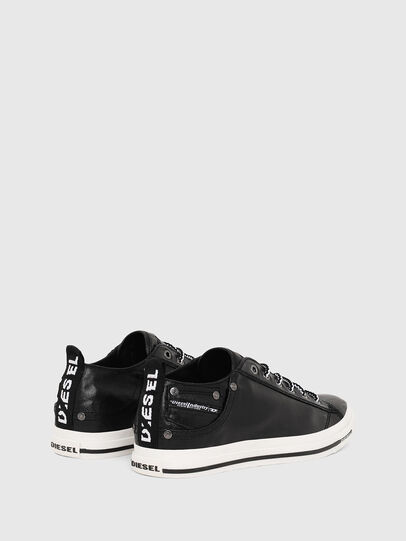 Diesel - EXPOSURE LOW I, Nero - Sneakers - Image 3
