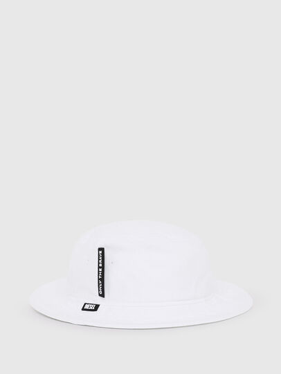 Diesel - DACHET, Bianco - Cappelli - Image 2