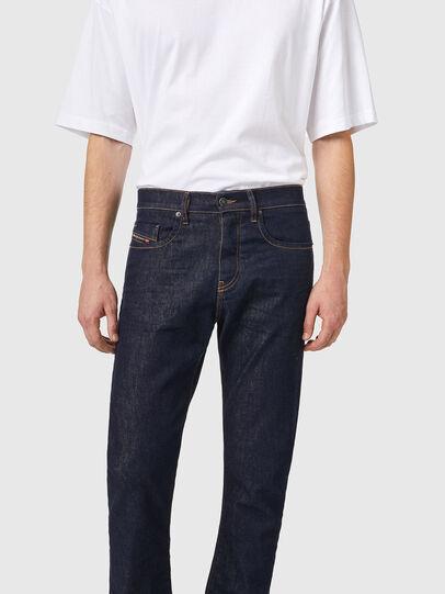 Diesel - D-Viker 084HN, Blu Scuro - Jeans - Image 3