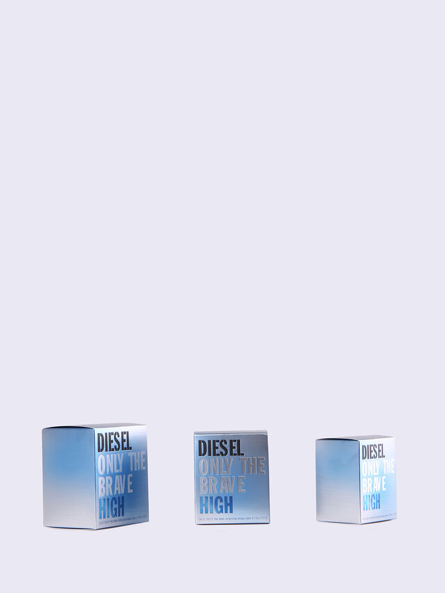 Diesel - ONLY THE BRAVE HIGH  75ML, Blu - Only The Brave - Image 2
