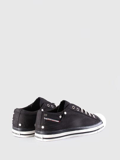 Diesel - EXPOSURE LOW, Nero - Sneakers - Image 3