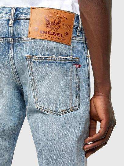 Diesel - D-Kras 009NC, Blu Chiaro - Jeans - Image 3