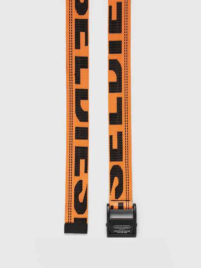 Diesel - B-MASER, Arancione - Cinture - Image 4