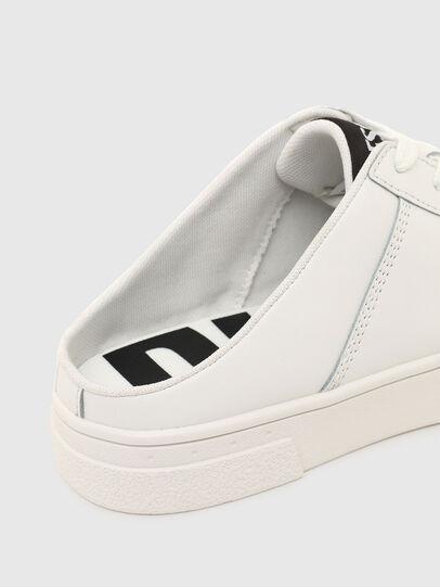 Diesel - S-CLEVER MULE W, Bianco - Sneakers - Image 5