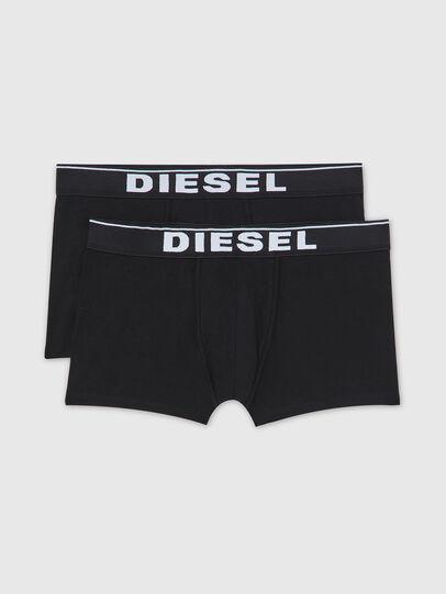 Diesel - UMBX-DAMIENTWOPACK, Nero - Boxer - Image 1