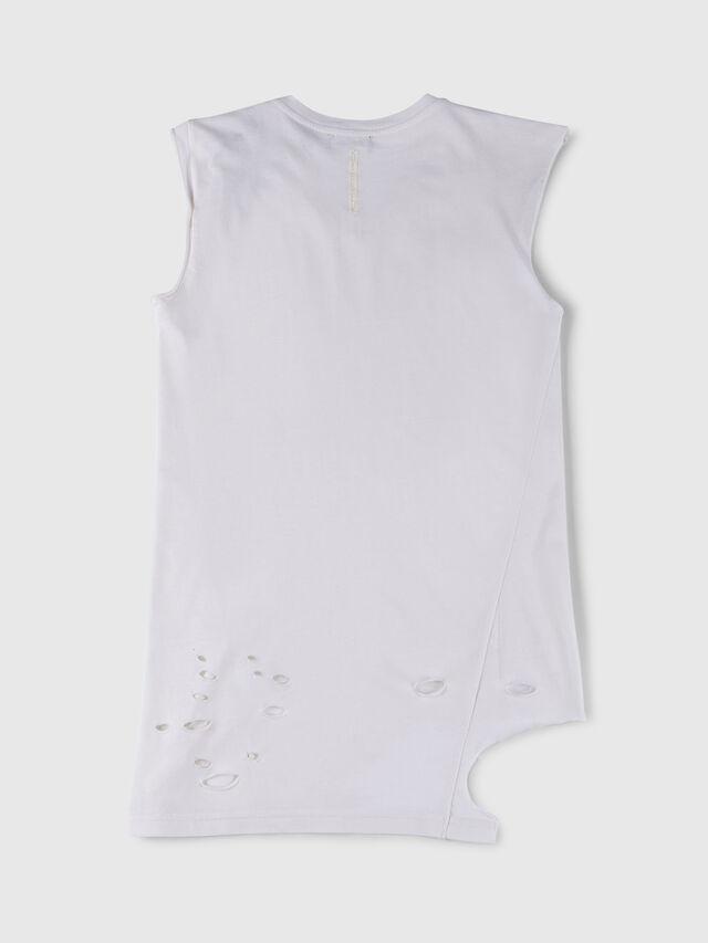 Diesel - TSHANE, Bianco - T-shirts e Tops - Image 2